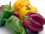 Bell Pepper & Chinese Nutrition