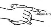 Acupuncture Com - Acupuncture Points - Lung 7